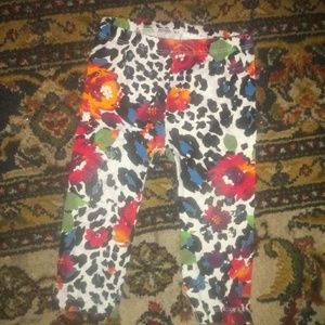 Baby Girls Adorable Designer Leggings 12M